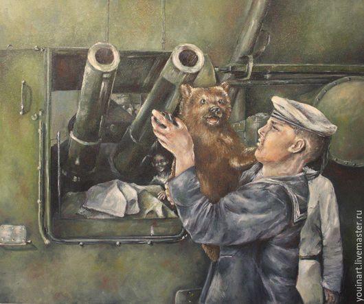 Анастасия, картина `Краснофлотцы`
