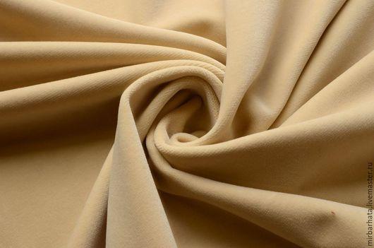Натуральный хлопковый бархат.  Производство Италия. Состав - 100% хлопок Ширина ткани - 140 см. Стоимость - 23 $ за погонный метр