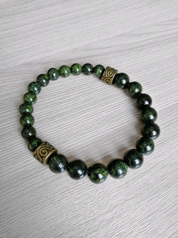 Mens bracelet genuine COIL, Bead bracelet, Tolyatti,  Фото №1