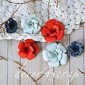 Материалы для творчества ручной работы. Ярмарка Мастеров - ручная работа Набор цветов Freetany Flowers – 19 Amore. Handmade.