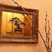 Для дома и интерьера ручной работы. Ярмарка Мастеров - ручная работа Венецианские зеркала. Handmade.