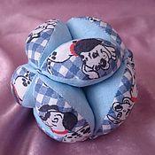 Куклы и игрушки ручной работы. Ярмарка Мастеров - ручная работа Мячик японский. Handmade.