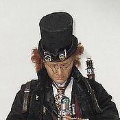 """Куклы и игрушки ручной работы. Ярмарка Мастеров - ручная работа """"Реализация ультрамариновой мечты или Перпетуум Мобиле обыкновенн. Handmade."""