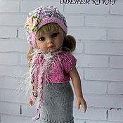 Куклы и игрушки ручной работы. Ярмарка Мастеров - ручная работа Комплект на куклу Паола Рейна. Handmade.