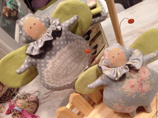 Куклы Тильды ручной работы. Ярмарка Мастеров - ручная работа. Купить Жуки Тильда. Handmade. Тёмно-бирюзовый, украшение для дачи