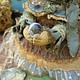 Коллекционные куклы ручной работы. Заказать Морские капельки.... Оксана Старова (Xuta). Ярмарка Мастеров. Морская тема, интерьерная кукла