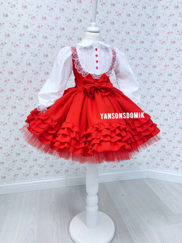 Платье «Фарфоровая куколка», Платья, Москва,  Фото №1