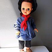 Винтаж handmade. Livemaster - original item Doll . Vintage. France. Handmade.