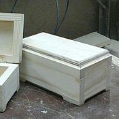 Материалы для творчества handmade. Livemaster - original item Box, storage 090. Handmade.