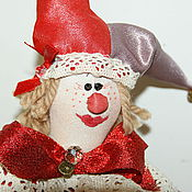 Куклы и игрушки ручной работы. Ярмарка Мастеров - ручная работа Клоун Вася. Handmade.