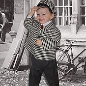 Одежда ручной работы. Ярмарка Мастеров - ручная работа костюм для мальчика. Handmade.