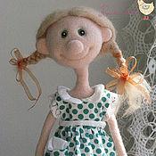 Куклы и игрушки ручной работы. Ярмарка Мастеров - ручная работа Лелька. Handmade.