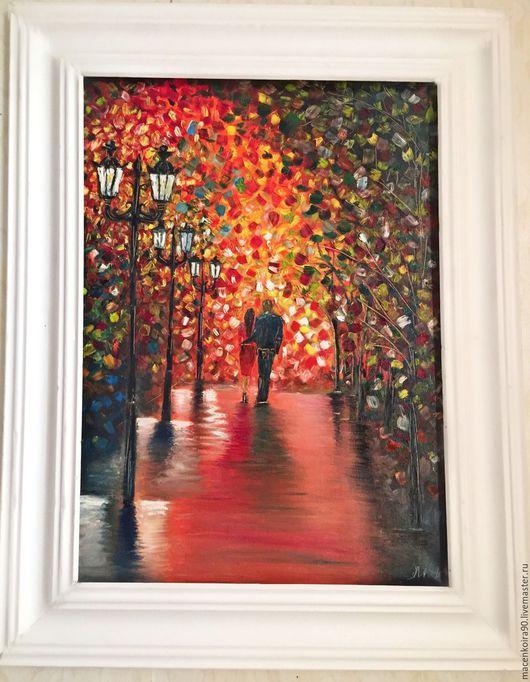 `Осенняя прогулка` Автор: Маценко И.А.
