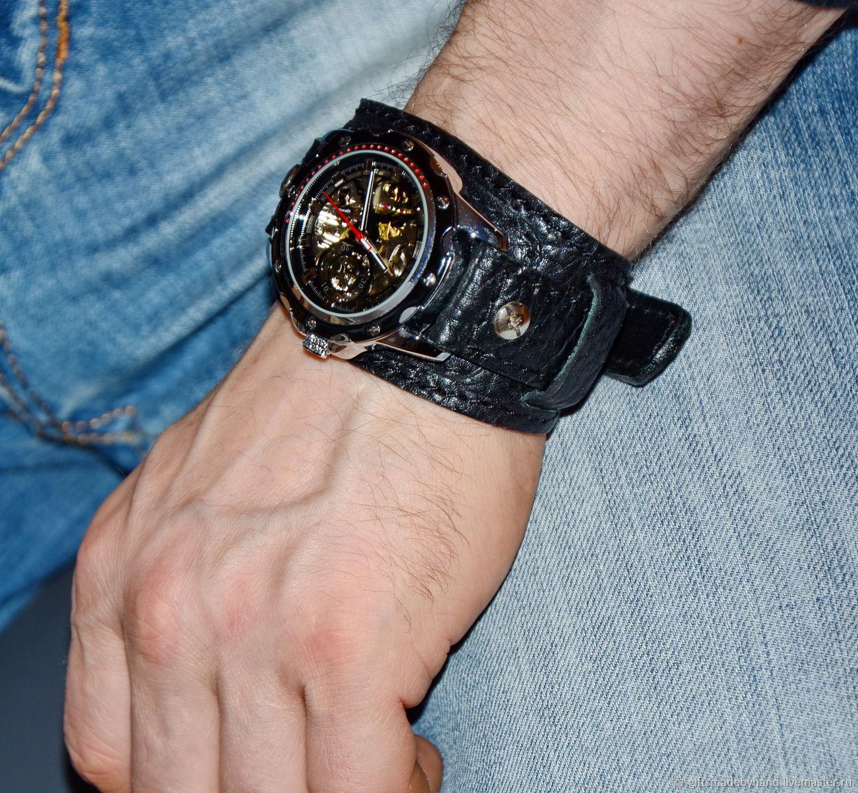 Мужские часы. Скелетоны . Механические часы – купить в интернет ... 628b744c248