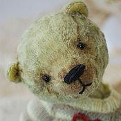 Куклы и игрушки ручной работы. Ярмарка Мастеров - ручная работа Зеленый плюшевый мишка. Handmade.