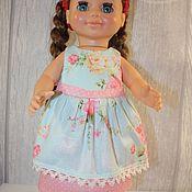 """Одежда для кукол ручной работы. Ярмарка Мастеров - ручная работа Одежда для кукол фабрики """"Весна"""". Handmade."""