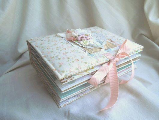 Подарки для новорожденных, ручной работы. Ярмарка Мастеров - ручная работа. Купить Альбом для малышки Софии. Handmade. Альбом для новорожденной, цветы