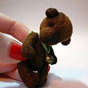 Куклы и игрушки ручной работы. Ярмарка Мастеров - ручная работа Мишка Маффин. Handmade.
