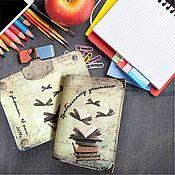 Канцелярские товары handmade. Livemaster - original item Kit for teachers of Russian language and literature. Handmade.