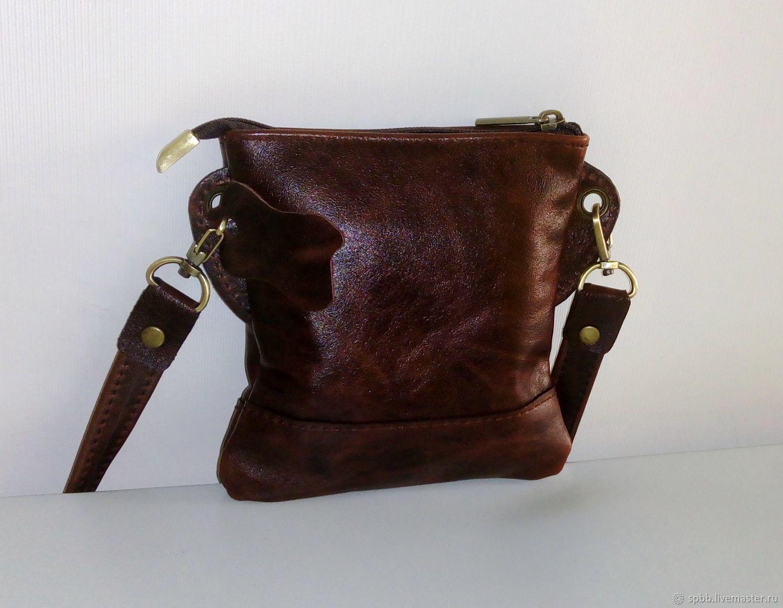 Bag leather 88, Classic Bag, St. Petersburg,  Фото №1