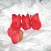 Для домашних животных, ручной работы. Ярмарка Мастеров - ручная работа Настоящие валенки для вашего маленького питомца!-2. Handmade.