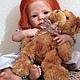 Куклы-младенцы и reborn ручной работы. Заказать Малышка Айра. Ольга Артюшкова. Ярмарка Мастеров. Кукла реборн