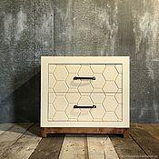 Для дома и интерьера handmade. Livemaster - original item Malibu Cabinet. Handmade.