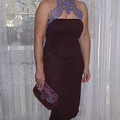 """Одежда ручной работы. Ярмарка Мастеров - ручная работа Платье  """"Ожирелье для любимой"""". Handmade."""