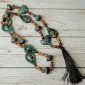 handmade. Livemaster - original item Beads