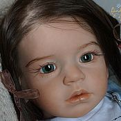 Куклы и игрушки ручной работы. Ярмарка Мастеров - ручная работа кукла реборн Белла. Handmade.