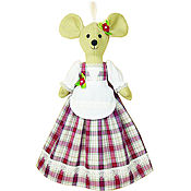 Куклы и пупсы ручной работы. Ярмарка Мастеров - ручная работа Куклы: Куклы-пакетницы. Handmade.