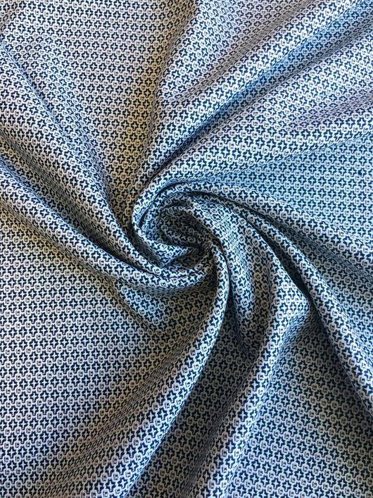 Шитье ручной работы. Ярмарка Мастеров - ручная работа. Купить 41701 Нежно итальянская костюмно-плательная ткань. Handmade.