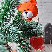 Куклы и игрушки handmade. Livemaster - original item Tiger toy. Symbol of the year 2022. Handmade.