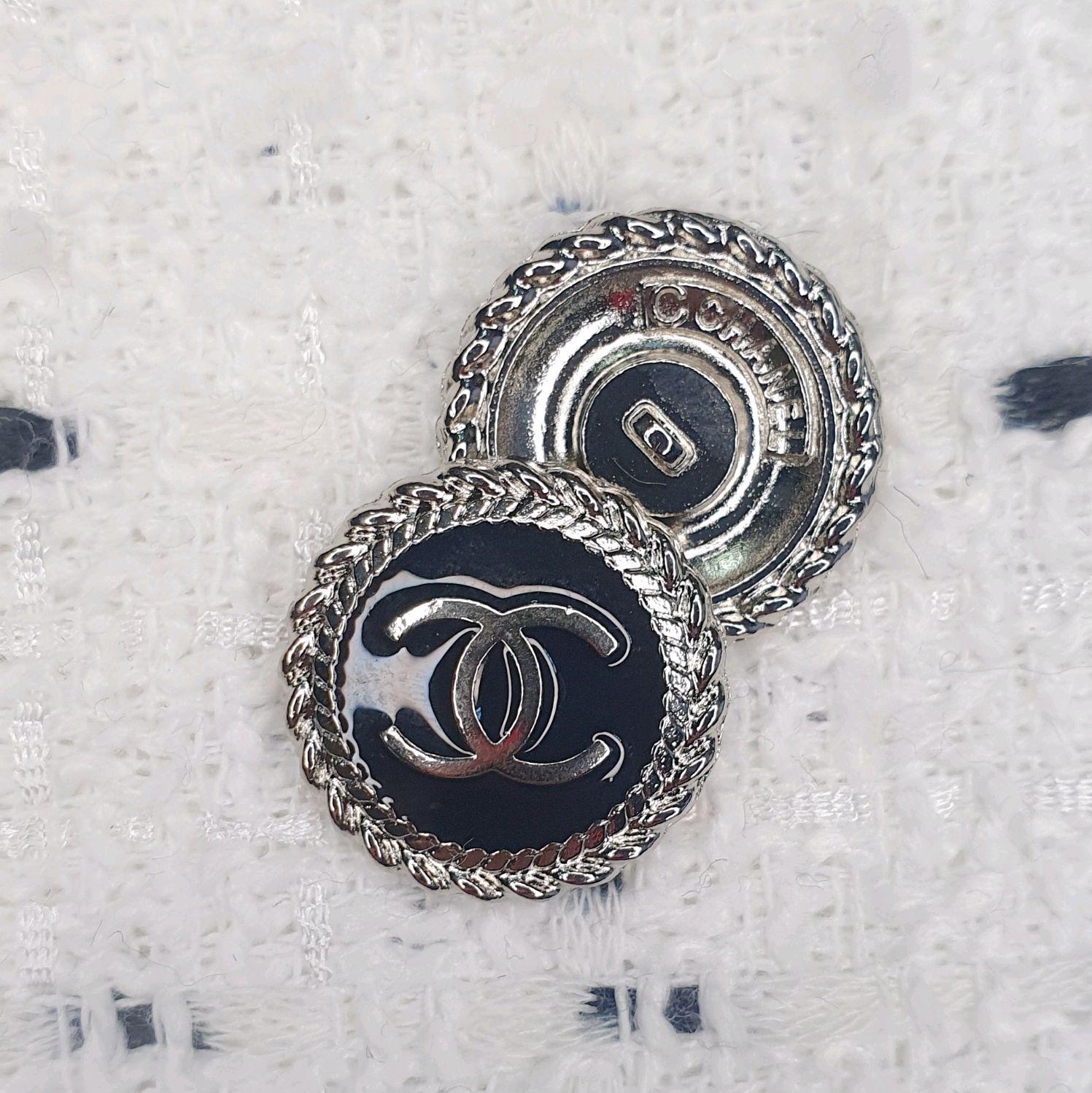Пуговицы черные с серебром мурманск купить мебельную ткань