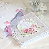Свадебный салон ручной работы. Ярмарка Мастеров - ручная работа Сберегательная книжка для молодоженов. Handmade.