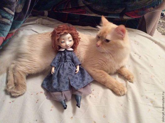 Портретные куклы ручной работы. Ярмарка Мастеров - ручная работа. Купить Таня. Handmade. Портретная кукла, подарок женщине, сюрприз