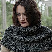 "Одежда handmade. Livemaster - original item Knit Woollen Snood ""Sherwood"". Handmade."
