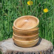 Для дома и интерьера handmade. Livemaster - original item Pine Wooden Plates (4#10. Handmade.