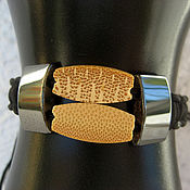 Украшения handmade. Livemaster - original item Bamun Bracelets. Handmade.