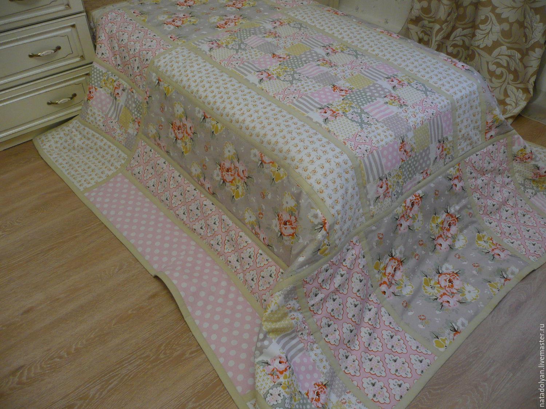 Bedspread cotton ' Wiltshire Daisy', Blankets, Ivanovo,  Фото №1