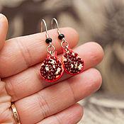handmade. Livemaster - original item Earring