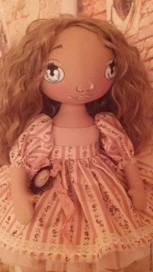 Куклы тыквоголовки ручной работы. Ярмарка Мастеров - ручная работа. Купить Малышка Тыковка. Handmade. Комбинированный, подарок девушке