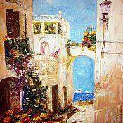 handmade. Livemaster - original item Oil painting