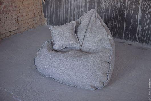 """Мебель ручной работы. Ярмарка Мастеров - ручная работа. Купить Кресло """"Императорское"""" из жаккарда. Handmade. Серый, уютное"""
