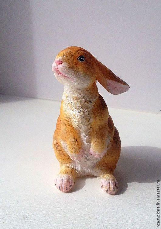"""Мыло ручной работы. Ярмарка Мастеров - ручная работа. Купить Мыло """"Заяц"""". Handmade. Оранжевый, необычный подарок, пищевые ароматизаторы"""