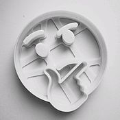 Формы ручной работы. Ярмарка Мастеров - ручная работа Формочки для печенья на заказ. Handmade.