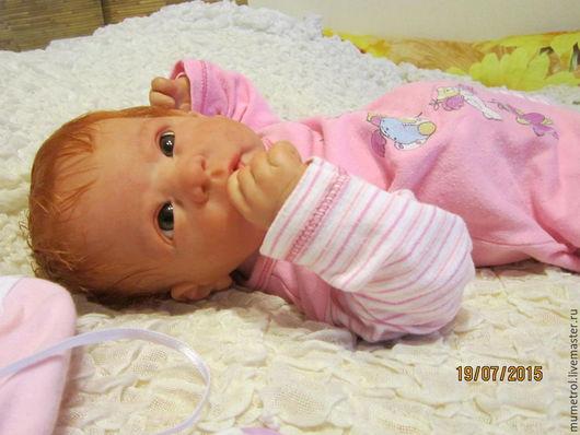 Куклы-младенцы и reborn ручной работы. Ярмарка Мастеров - ручная работа. Купить кукла реборн Хлоя (.моя работа). Handmade.