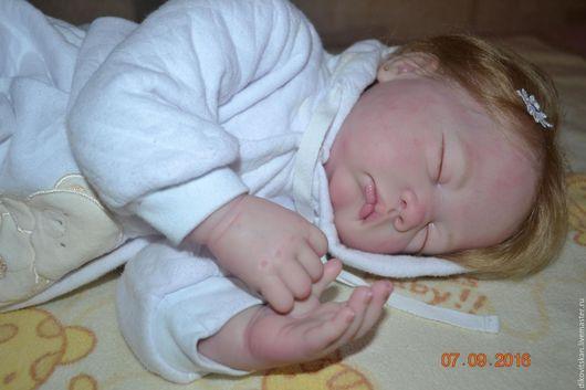 Куклы-младенцы и reborn ручной работы. Ярмарка Мастеров - ручная работа. Купить Сделаю на заказ куклу реборн. Handmade. реборн