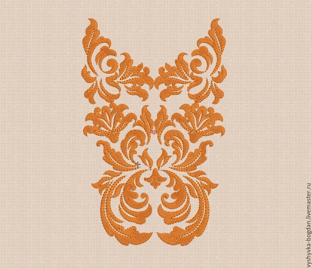 Дизайны для машинной вышивки осинка 94