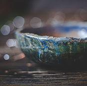 Посуда ручной работы. Ярмарка Мастеров - ручная работа Про отзвуки волшебства. Handmade.